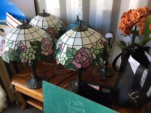 Stained Glass Lamps Kawartha Lakes Peterborough Area image 1