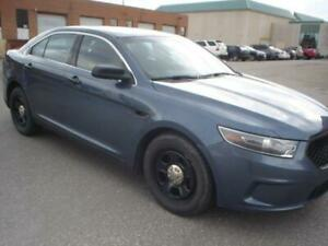 2015 Ford TAURUS,AWD,3.7 LITER,ACCIDENT FREE,EX-POLICE car