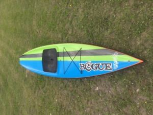 Custom Rogue carbon racing/touring Stand Up Paddle board