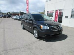 2015 Chrysler Town & Country Touring-L CUIR MAG A/C 3 ZONES CAM