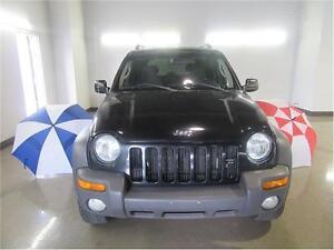 2003 Jeep Liberty Sport*4x4*FULL EQUIPÉ*SUPER PROPRE*