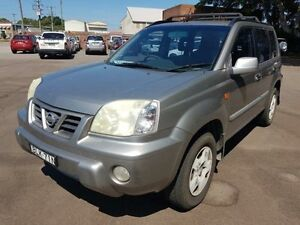 2002 Nissan X-Trail T30 ST (4x4) Silver 4 Speed Automatic Wagon Georgetown Newcastle Area Preview