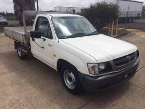 2004 Toyota Hilux Ute Milperra Bankstown Area Preview