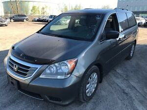 2008 Honda Odyssey LX 8Siège AIR Groupe Electric**REDUIT*FERME**