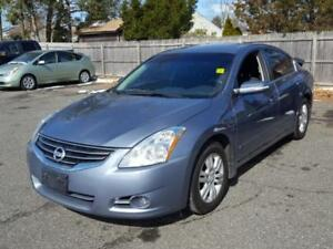 2010 NISSAN ALTIMA, AUTO,  139K ONLY, EXCELLENT / CERTIFIED