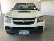 2009 Holden Colorado RC MY09 DX Silver 5 Speed Manual Cab Chassis Midvale Mundaring Area Preview