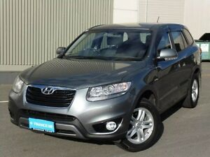 2011 Hyundai Santa Fe CM MY12 SLX Grey 6 Speed Sports Automatic Wagon Mount Barker Mount Barker Area Preview