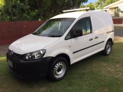 2012 VOLKWAGEN CADDY TSI 1.2 SWB 4DR TURBO PETROL ,MANUAL VAN Rochedale South Brisbane South East Preview