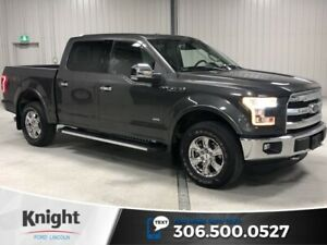 2016 Ford F-150 Lariat Navigation, Moon Roof