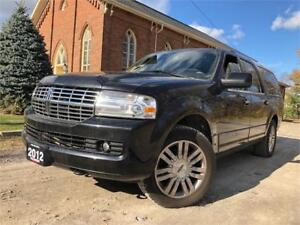 2012 Lincoln Navigator L -BEAUTIFUL VEHICLE - LUXURY - CERTIFIED