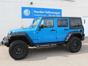 2014 Jeep Wrangler Unlimited RUBICON 4X4 - LOTS OF UPGRADES!