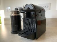 Nespresso Magimix coffee machine with Milk Frother