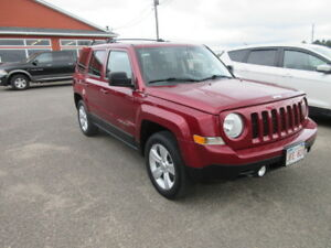 2013 Jeep Patriot 4x4  $39 WEEKLY SUV