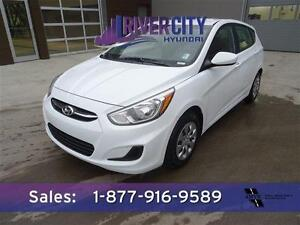 2017 Hyundai Accent L Was 15,999. Now only $13,688 0% availale