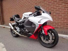 2016 HYOSUNG GT 650 RC ONLY 2567 MILES