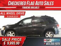 2009 Pontiac Torrent GXP AWD-LEATHER-S.ROOF.H.SEATS-3.6 L Calgary Alberta Preview