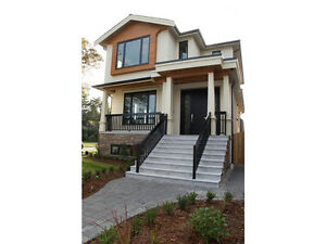 Custom Built Family House Point Grey