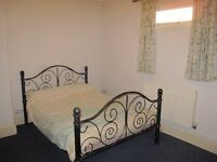 Clean comfortable studio flat nr DeFreville Ave to inc gas central heating and hot water .