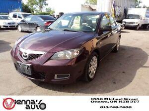 2007 Mazda Mazda3 GS 4dr Sedan
