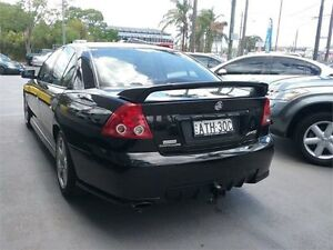 2005 Holden Commodore VZ SV6 Black 5 Speed Sports Automatic Sedan Lansvale Liverpool Area Preview