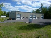 Light Industrial Warehouse & office to rent, $2,100 per month