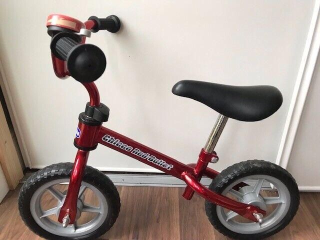 e512f4a47bf Chicco Red Bullet balance bike | in Kingston, London | Gumtree