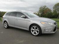 2012 (62) Ford Mondeo 2.0 TDCi Titanium 5dr Estate