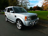 2005 54'reg Land Rover Discovery 3 2.7TD V6 Auto SE**Full Leather, 22in Alloys**