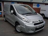 2015 15 CITROEN DISPATCH 1.6 1000 L1H1 ENTERPRISE HDI 1D 89 BHP DIESEL