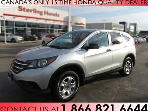 2014 Honda CR-V LX | 4 WHEEL DRIVE