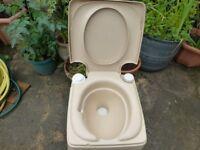 Porta Potti 165 Portable Flushing Toilet