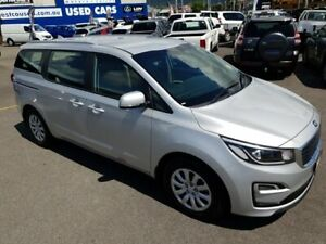 2018 Kia Carnival YP MY19 S Silver 8 Speed Sports Automatic Wagon Bungalow Cairns City Preview