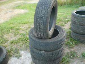 Four 225-65-17 tires $180.00