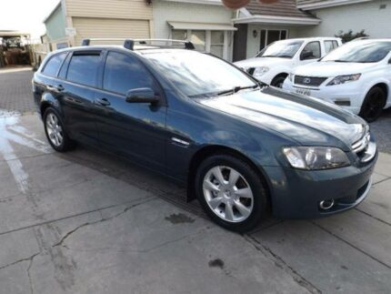 2008 Holden Berlina VE MY09.5 Blue 4 Speed Automatic Sportswagon Park Holme Marion Area Preview