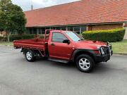 2008 Holden Rodeo RA LX Red 5 Speed Manual Single Cab Chermside Brisbane North East Preview