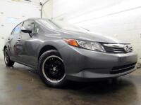 2012 Honda Civic LX AUTOMATIQUE A/C MAGS CRUISE 87,000KM