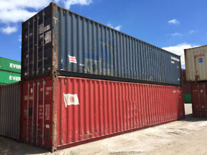 Safe / Secure Storage containers - Belleville