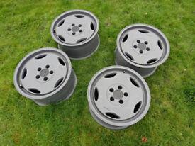 Volkswagen vwT5 transporter 17x8 breyton alloy wheels 5x112 pcd