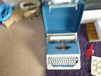Litton typewritter- imperial 202 series