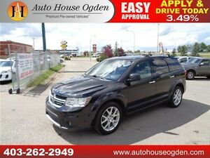 2012 Dodge Journey R/T LEATHER REMOTE START 90 DAYS NO PAYMENTS!