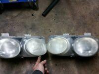 Acura Integra DC2 headlights