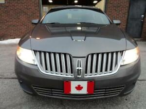 2011 Lincoln MKS LEATHER,AWD, PANORAMIC ROOF,NAVIGATION