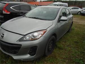 2013 Mazda Mazda3 GX - Certified