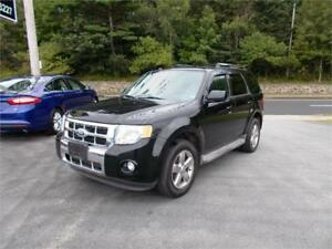 2010 FORD ESCAPE LIMITED 4WD...LOADED!! FINANCING AVAILABLE!!