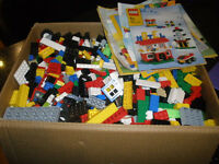 Job lot of mixed lego for sale