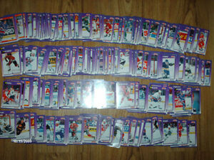 3 different lots of Hockey cards for sale