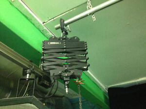 Professional Studio or stage Lights TV Film Video London Ontario image 5
