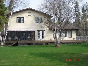 Lakefront House or Cottage Located on Beautiful Rocky Lake