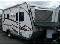 2013 Hybrid Jayco JAY FEATHER ULTRA LITE X17Z