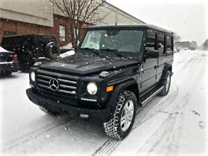 2013 Mercedes-Benz G-Class G 550, DESIGNO PACKAGE, NO ACCIDENT